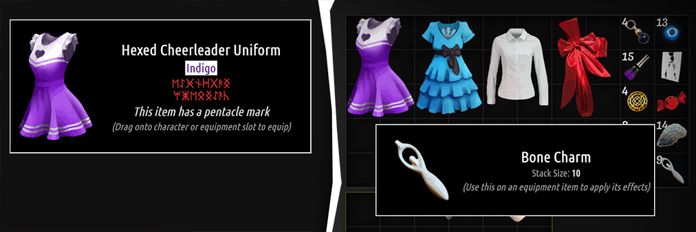 New items and nurse